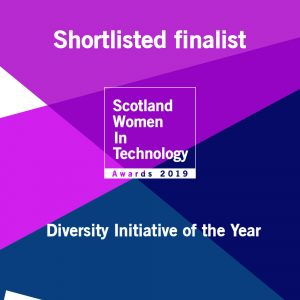 ShortlistedFinalist SWiT Diversity Initiative of the Year